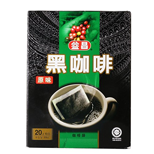 Aik Cheong Coffee Mixture Bag Kopi O 200g. (10g. x 20 Sachets)  Aik Cheong Coffee Mixture Bag Kopi O 200g. (10g. x 20 Sachets) 51mPUZlPzkL