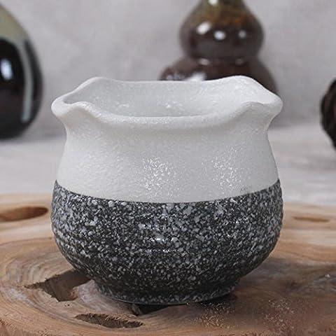 Y & B Pot Mini Fleurs Style Japonais en céramique Pot en porcelaine pour Succulents Type3