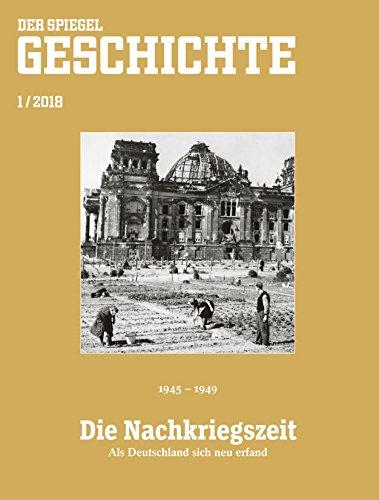 Preisvergleich Produktbild SPIEGEL GESCHICHTE 1/2018: Die Nachkriegszeit