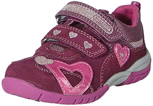 Superfit SPORT3, Sneakers basses fille Rose - Pink (MAGIC 40)