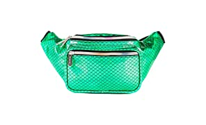 SoJourner Bags riñonera uno tamaño Verde Sirena