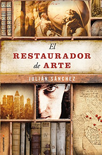 El restaurador de arte (Enrique Alonso series nº 2)