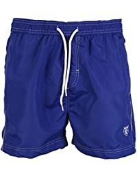 OCTAVE® Mens Drawstring Swim Shorts With 3 Pockets