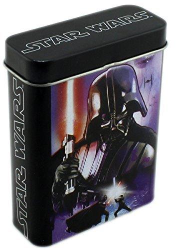 1Stk Zigarettenschachtel Star Wars Look Zigarettenetui Zigarettenbox Zigaretten-Box Hardcase Etui (MOD1) (Star E-zigarette Wars)