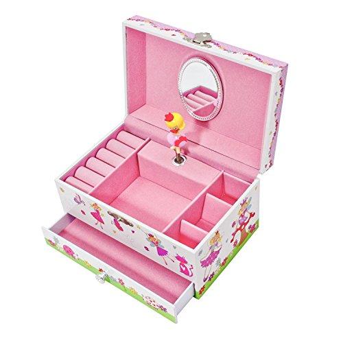 Magische Fee bezauberndes Schmuckkästchen - Spieluhr für Kinder - Lucy Locket - 6