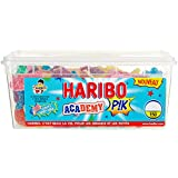 Haribo Bonbon Gélifié Academy Pik x 150 Pièces 1,25 kg