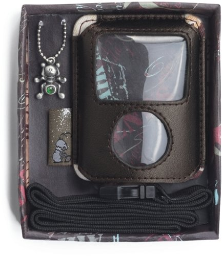 Preisvergleich Produktbild Nici 29704 - MP3-Täschchen dunkelbraun (ipod nano geeignet)