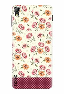 Noise Printed Back Cover Case for Panasonic Eluga Switch