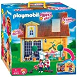 playmobil maison jeux de construction jeux. Black Bedroom Furniture Sets. Home Design Ideas