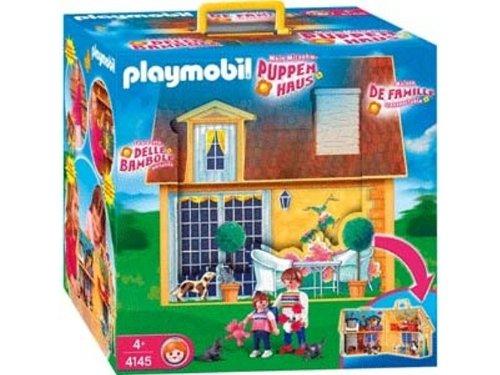 Playmobil+4145+-+Casa+delle+bambole+portatile