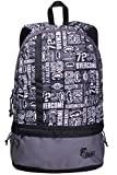 #4: F Gear 19 Ltrs White Casual Backpack (2184)