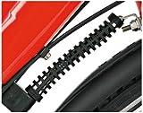 Lenkungsdämpfer HEBIE 0695 UNI E für Rohr-Ø: 28 - 62 mm, mit Niro-Bandschelle
