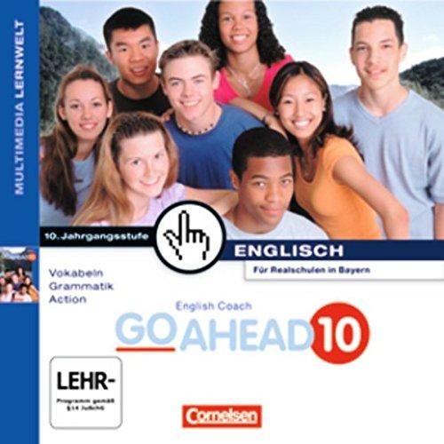English Coach Multimedia - Zu Go Ahead - Ausgabe für sechsstufige Realschulen in Bayern: 10. Jahrgangsstufe - CD-ROM
