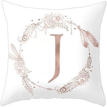 good01 Fashion Home Decor Linen CushionThrow Pillow Cover Case for Sofa Office