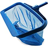 WATERTECH SYSTEMS Swimming Pools Skimmer Net Rubbish Cleaning Rake Leaf Mesh Deep Bag Net