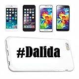Reifen-Markt Etui pour téléphone Portable adapté/Compatible pour iPhone 7+ Plus Hashtag #Dalida l'affaire du téléphone n'est Pas de Apple Produit ou Vendu