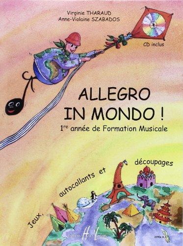 Allegro in Mondo par Virginie Tharaud