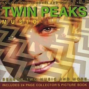 Twin Peaks Music season 2 (Bande Originale du Film)