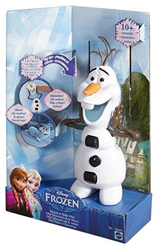 Frozen - Olaf, Cabeza Loca (Mattel DGB75)
