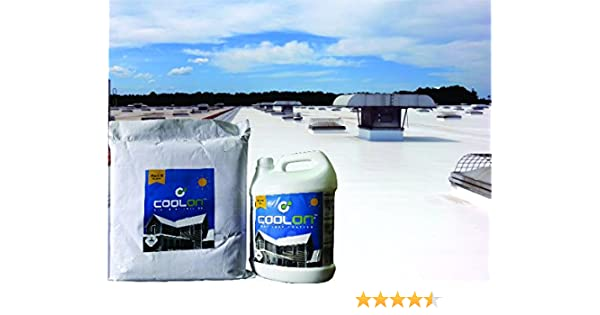 Coolon- High Albedo Paint By Japeva - Cool Roof Coating / Thermal  Insulation Coating / Roof Insulation Coating
