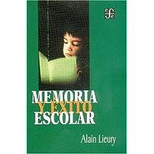 Memoria y éxito escolar (Filosofa)
