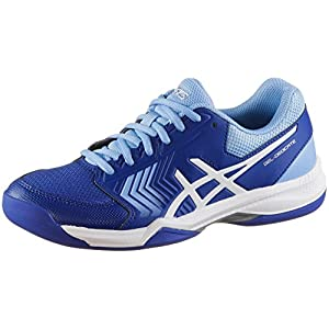 ASICS Damen Tennisschuhe Gel-Dedicate 5 Indoor