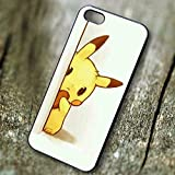 Classy Hidden Pikachu for Funda iphone 5 or 5S or 5SE Case Q2S8LH