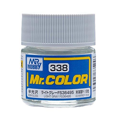 Mr.カラー C338 ライトグレー FS36495