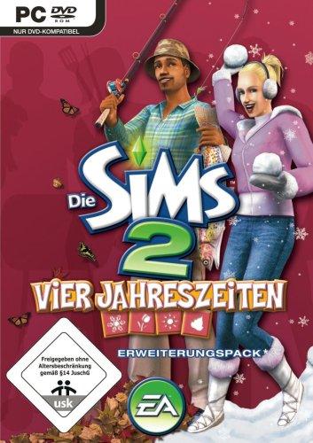 Electronic Arts GmbH Die Sims 2 - Vier Jahreszeiten (Erweiterungspack)(DVD-ROM)