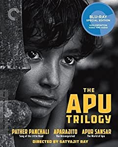The Apu Trilogy (Criterion Collection) [Blu-ray] [Import anglais]