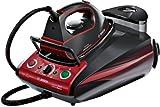 Bosch TDS373110P - Centro de planchado, 3100 W, color rojo y negro