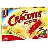 Cracotte grillée froment 2 sachets fraicheur 250g Envoi Rapide Et Soignée ( Prix Par Unité )