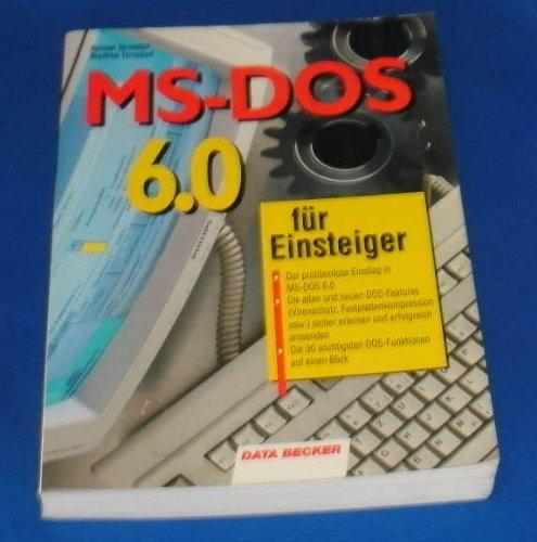 MS-DOS 6.0 fr Einsteiger