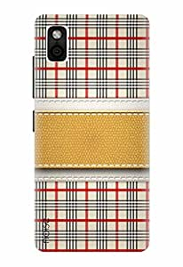 Noise Designer Printed Case / Cover for Panasonic T44 / Patterns & Ethnic / Leather Design