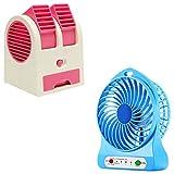 Best Mini Fans - Lambent Portable Electric Cooling Rechargeable USB Mini Fan Review