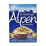 #6: No Added Sugar Alpen Swiss Style Muesli - 625g
