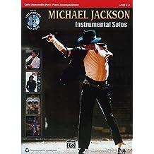 Michael Jackson Instrumental Solos for Strings: Cello