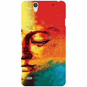 Sony Xperia C4 Printed Mobile Back Cover