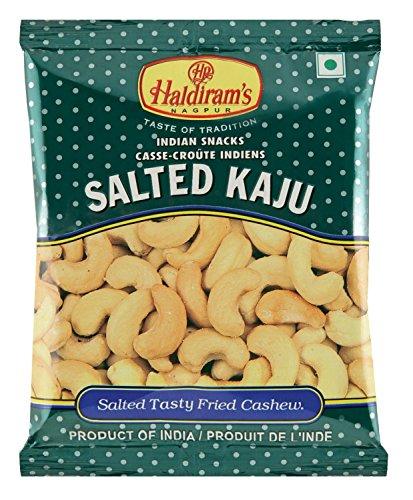 Haldiram's Nagpur Kaju - Salted, 40g Pack