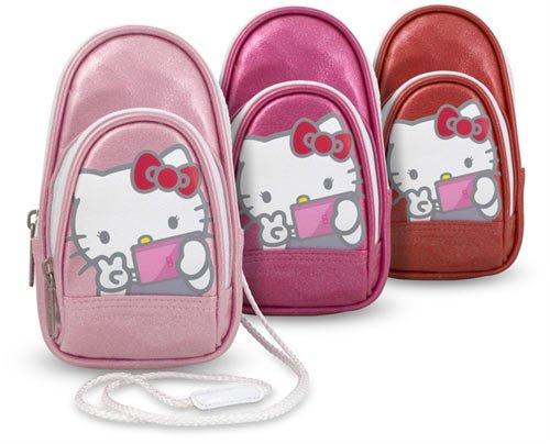 A.L.S. AL102488 Hello Kitty Tasche HK11 (Farblich Sortiert) für Nintendo DS oder DSLite