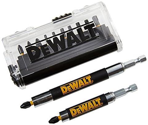 Dewalt Extreme Impact Torsion Screwdriver Bit Set 1/2. Pack of 1, DT70574T QZ
