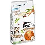 Purina Beneful Hundetrockenfutter Kleine Leckerbissen mit Huhn, Gemüse und gesundem Getreide, 1,4 kg Beutel, 3er Pack (3 x 1,4 kg)