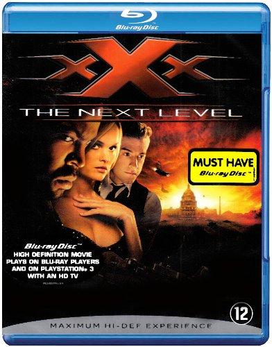 XXX: The next level [Blu-ray] [Import belge]