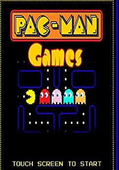 Pac-man Games by [Books, Domntae]