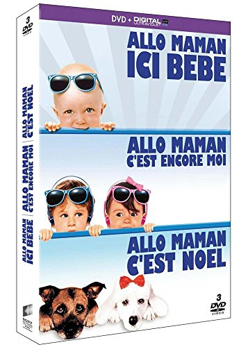 Allo maman, l'intégrale [DVD + Copie digitale]