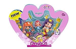 Pinypon - Pack de 3