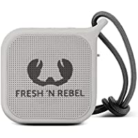 Fresh 'n Rebel ROCKBOX Pebble Cloud | Altavoz Bluetooth Inalámbrico Portátil