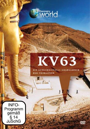 KV 63 - Die geheimnisvolle Grabkammer der Pharaonen