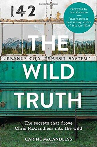 Buchseite und Rezensionen zu 'The Wild Truth' von Carine McCandless