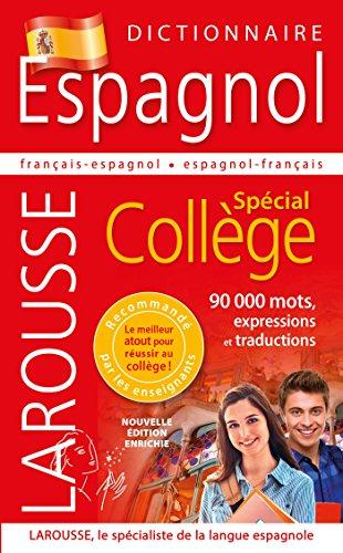 Dictionnaire Espagnol - Spécial Collège par Collectif